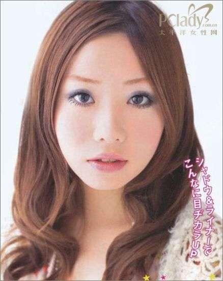 日本mm化妆前后 猪扒变美女 化妆