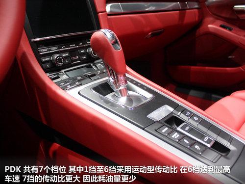 Porsche Doppelkupplung(PDK)保时捷双离合器变速箱具有...