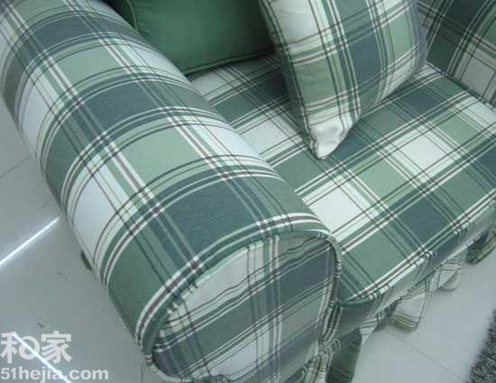 组合沙发   这款韩式(装修效果图)田园风的沙发,是一款适合休